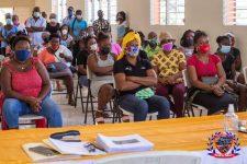 La commission communale de la mairie de Tabarre ambitionne de renforcer les capacités financières des petits commerçants de la commune.