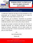 Assasinat du journaliste Diego O. Charles